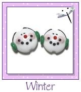 Winter Beads
