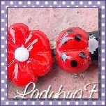 Ladybug Blossoms